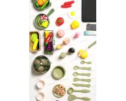 Детская кухня 889-212 с холодным паром,водой и светозвуковыми эффектами,93,5 см