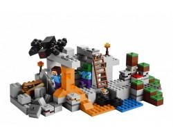 "Конструктор Bela 10174 ""Пещера"" Майнкрафт (аналог LEGO 21113)"