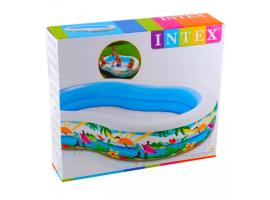 Бассейн надувной Intex 56490 Парадис