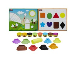 """Hasbro Play-Doh """"Цвета и фигуры"""" B3404 (2+) игровой набор"""