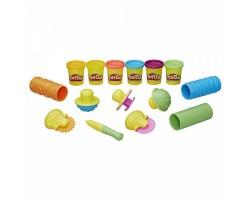 """Hasbro Play-Doh """"Текстуры и инструменты"""" B3408 (2+) игровой набор"""