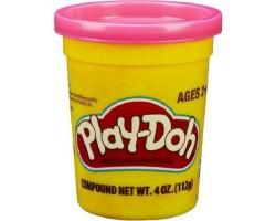 Hasbro Пластилин Play-Doh для детской лепки 1 баночка в ассортименте B6756