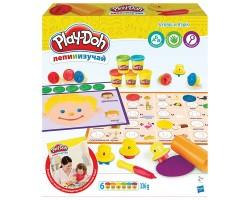 """Hasbro Play-Doh """"Буквы и язык"""" C3581 (2+) игровой набор"""