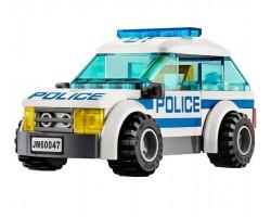 Конструктор Bela 10424 URBAN Большой полицейский участок (аналог Лего Сити 60047)