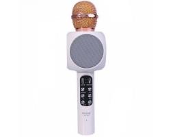 Беспроводной караоке микрофон Wster ws 1816 Белый