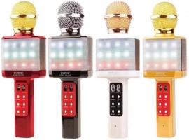 Беспроводной караоке микрофон Wster WS-1828 ОРИГИНАЛ