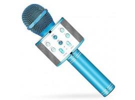 Беспроводной караоке микрофон WSTER WS-858 ОРИГИНАЛ