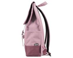 8848 / Рюкзак Пятачок на крышке (Розовый/Красный)