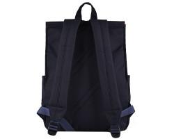 8848 / Рюкзак Пятачок на крышке (Черный)
