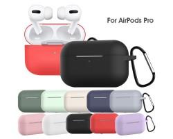 Чехол для наушников AirPods Pro силиконовый