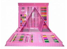 Набор для рисования в кейсе Super Mega Art Set, 208 предметов