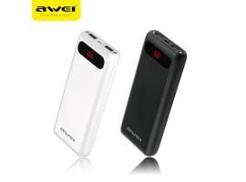 Внешний аккумулятор Power Bank Awei P70K 20000 мАч