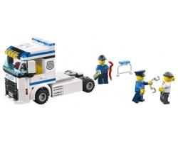 Конструктор Bela 10420 Urban Мобильный отряд полиции  (аналог Lego City 60044) 394 детали