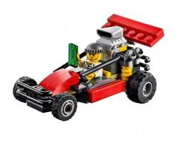 Конструктор Bela City Перевозчик вертолета 10422 (Аналог Lego City 60049) 410 деталей