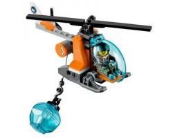 Конструктор 10443 Bela Арктический ледокол 760 деталей аналог LEGO City (Лего Сити) 60062