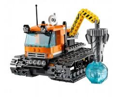 Конструктор Bela 10442 Urban Arctic Арктическая база (аналог Lego City 60036)
