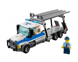 Конструктор BELA 10658 Cities Ограбление грузовика (аналог LEGO City 60143)