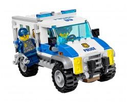 Конструктор BELA 10659 Cities Ограбление на бульдозере (Аналог LEGO City 60140) 591 деталей
