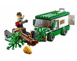 Конструктор Bela 10864 Ограбление у горной реки (Аналог Lego City 60175) 409 деталей