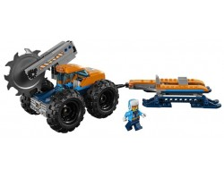 Конструктор Bela 10997  Передвижная арктическая база (Аналог Lego City 60195) 804 детали