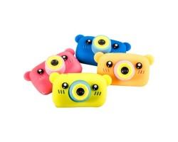 Детский цифровой фотоаппарат МИШКА Kids Camera