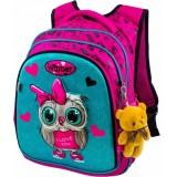 Рюкзак школьный для девочки Winner 8021