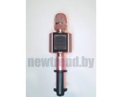 Беспроводной караоке микрофон Happyroom H60 с держателем для телефона