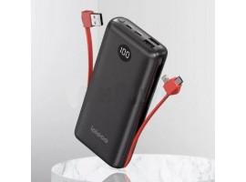 Внешний аккумулятор Power bank Ipipoo LP-56,  20000mAh