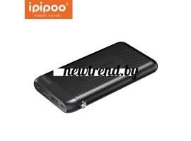 Внешний аккумулятор Ipipoo LP-8 10000 mAh (беспроводная зарядка)
