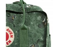 Рюкзак Kanken Classic Art Green Fable
