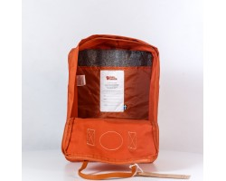 Культовый рюкзак Fjallraven Kanken Brick Classic