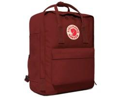 Культовый рюкзак Fjallraven Kanken Classic Ox Red