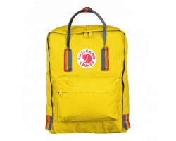 Рюкзак KANKEN Fjallraven Rainbow Yellow