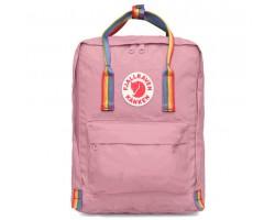Рюкзак KANKEN Fjallraven Rainbow Pink