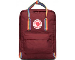 Рюкзак KANKEN Fjallraven Rainbow Ox Red