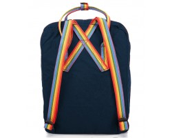 Рюкзак KANKEN Fjallraven Rainbow Royal Blue