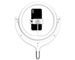Кольцевая светодиодная лампа Selfie Ring Light Kit F-539A