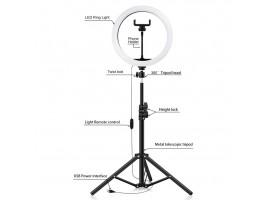 Кольцевая светодиодная лампа M-33 Ring Fill Light (диаметр 33 см)