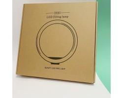 Кольцевая светодиодная лампа М 33 (диаметр 33 см)