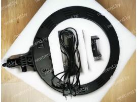 Кольцевая лампа Ring Supplementary Lamp 32 см c пультом и штативом