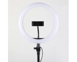 Кольцевая лампа Ring Fill Light ZD666 + штатив 1.9 м