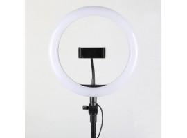 Кольцевая светодиодная лампа Ring Fill Light 26 см