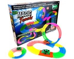 Magic Tracks (Мэджик Трек) 366 деталей - Гоночная трасса Мертвая петля
