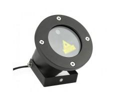 Уличный лазерный проектор OUTDOOR LASER LIGHT (металлический)