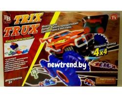 Канатная дорога  Монстр-трак TRIX TRUX(ТРИКС ТРАКС) с 1 машинкой