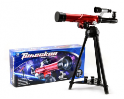 Детский телескоп со штативом C2117