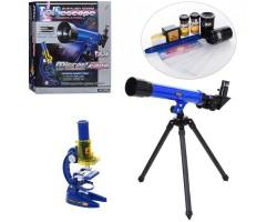 Набор телескоп и микроскоп C2109