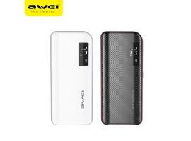 Внешний аккумулятор Power Bank AWEI P76K 10000mAh