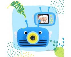 Детский цифровой фотоаппарат Пчелка Kids Camera с селфи камерой