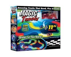Magic Tracks (Мэджик Трек) 220 деталей - Гоночная трасса
